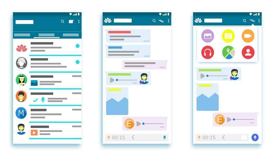 Apputvikling for web- og mobilapp i Oslo