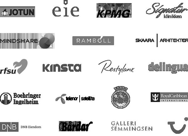 United Works kundeliste